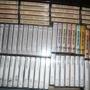 Lote de mã�s de 200 cintas de cassettes