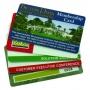 Tarjetas Plasticas PVC tipo Visa