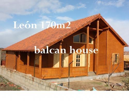 Casas prefabricadas madera casas de madera en madrid - Casas modulares madrid ...