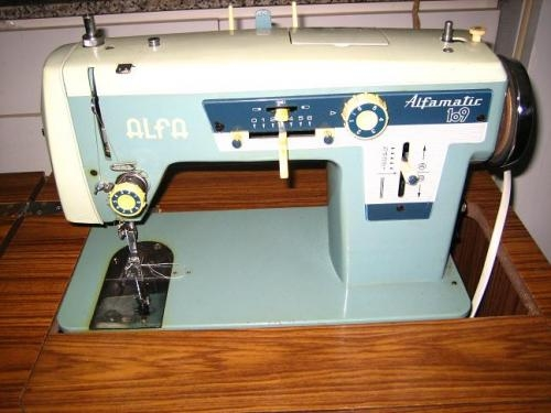 Fotos de vendo maquina de coser Alfa - Valencia - Casa