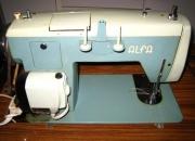 vendo maquina de coser Alfa
