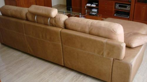 Fotos de sofa piel flor cherlon italiano illes balears muebles - Sofas piel italianos ...