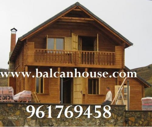 Fabricantes de casas de madera en galicia materiales - Fabricantes de casas de madera ...