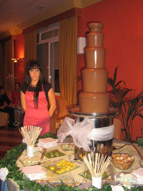 Fotos de Fuentes de chocolate Elpecado chocolates