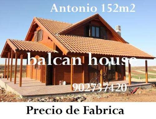 casas de madera ofertas precios anticrisis pontevedra