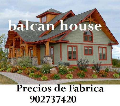 Casas prefabricadas madera precios de casas de madera for Casas prefabricadas de madera precios
