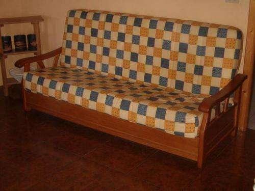 Vendo sofas estilo rustico