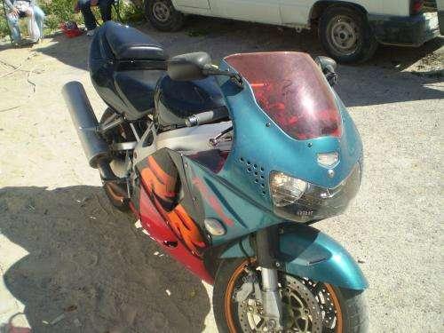 Fotos de Moto cbr  900   rr  del  99 3
