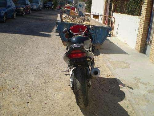 Fotos de Moto cbr  900   rr  del  99 2