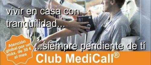 Medicall® .cuidamos profesionalmente a personas mayores
