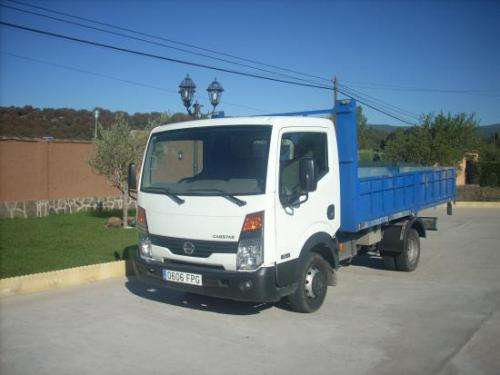 Camion 3500 kg basculante