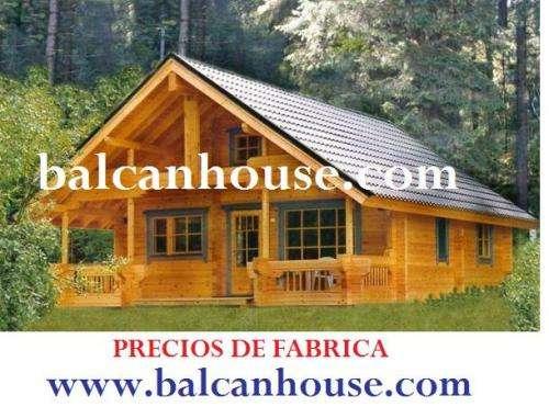 Casas prefabricadas madera oferta casa de madera - Casas de madera prefabricadas precios espana ...
