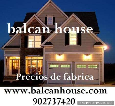 Casas de madera ofertas directo fabrica en ourense - Casas americanas en espana ...
