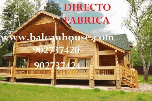 Casas prefabricadas b imagui for Precios de cabanas prefabricadas