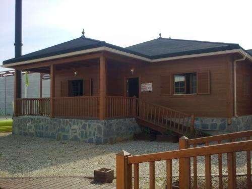 Natural house casas de madera en valencia espa a - Casas de madera natural ...