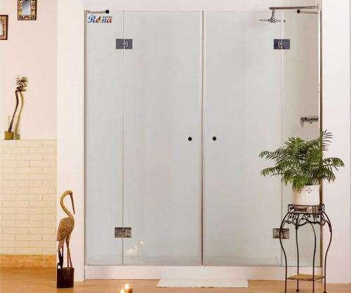 Mamparas de baño a medida sumatra cromo