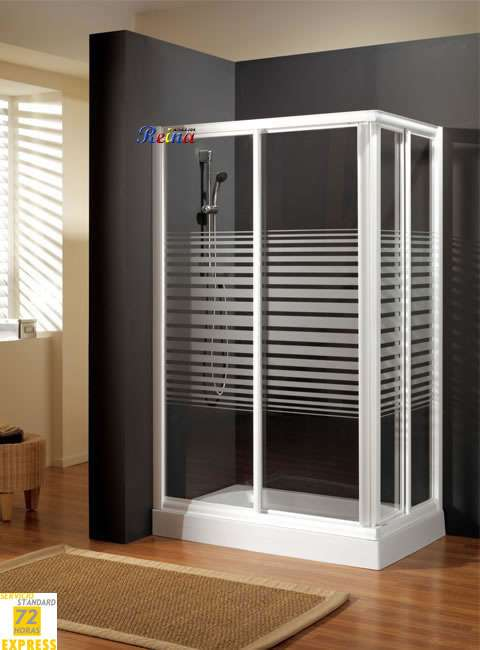 Mamparas ducha para ninos - Mampara cristal ducha ...