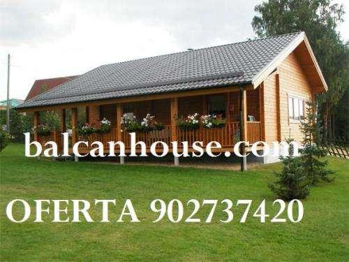 Casas prefabricadas madera venta cabanas de madera - Casas prefabricadas hormigon segunda mano ...