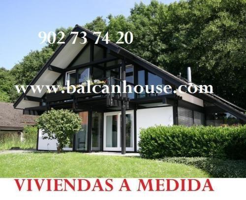 Fotos de casas de madera ofertas precios anticrisis - Casas prefabricadas galicia ...