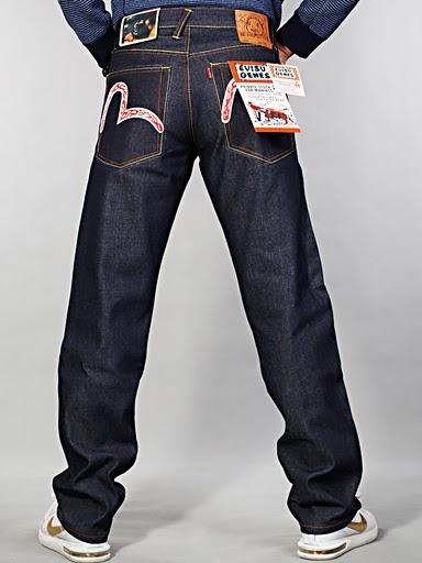 Fotos de evisu jeans para hombre en Madrid