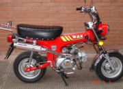 vendo replica honda dax 125cc.