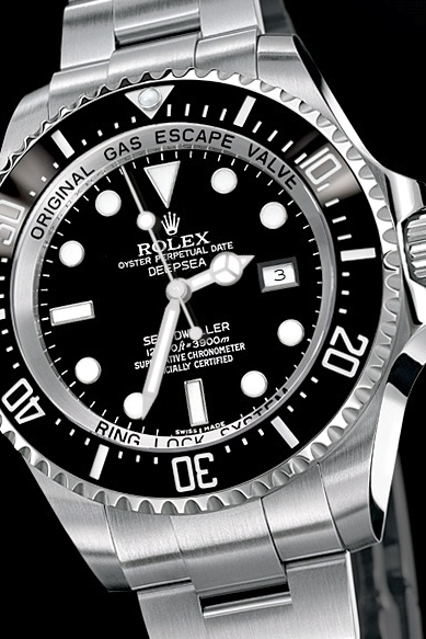 Reloj rolex submariner deep sea