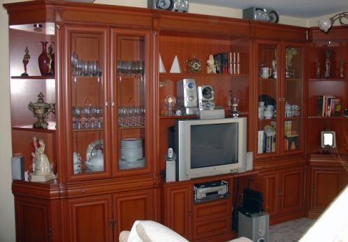 Mueble salon clasico dise os arquitect nicos - Muebles de salon clasicos ...