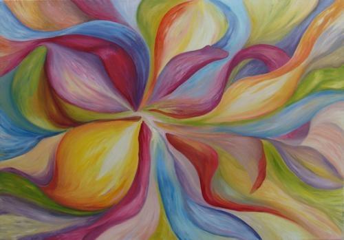 Venta de cuadros modernos y abstractos al oleo - galeria con precios ...