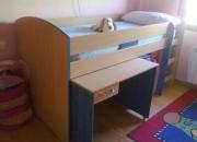 Vendo cama juvenil compacto sin usar