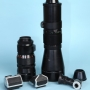 Objetivos de Pentacon (también para Nikon), accesorios para Pentacon six