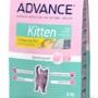alimento para gatitos Advance Feline Kitten
