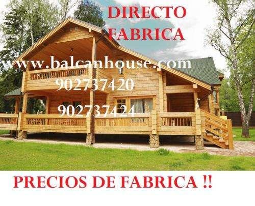 Casas prefabricadas madera venta de casas de madera en for Casas modulares galicia