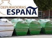 Estación depuradora Fosa Séptica+filtro biológico