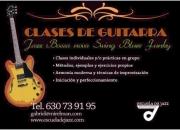 CLASES GUITARRA JAZZ