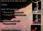 III Cursos en el Centro Municipal de Arte Flamenco