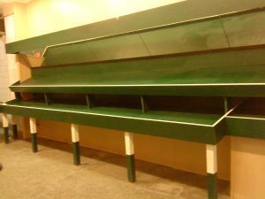 Fotos de mobiliario frutería - Barcelona - Equipamiento Profesional