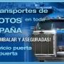 TRANSPORTE DE MOTOS EN ESPAÑA