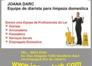 Diarista Para Limpeza Domestica no Rio de Janeiro RJ