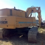 Excavadora de Cadenas  DRESER 650 B, sevende ó se cambia