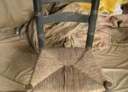 Silla antigua para restaurar