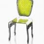 Muebles en Plexiglas, muy bonito
