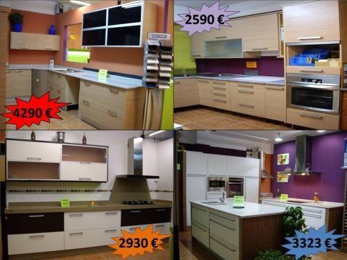Liquidacion muebles de cocina en tarragona - Muebles cocina tarragona ...