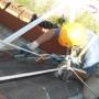Claraboyas en tejados, ventanas velux Impermeabilizaciones de cubiertas, terrazas, azoteas