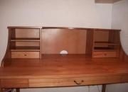 Conjunto de Mesa y Estantería Modelo Alve despacho escritorio