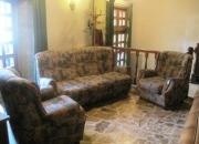 Oportunidad : sofa 3 plazas + 2 butacas a juego