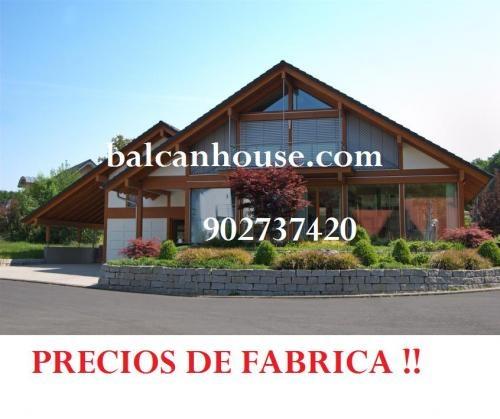 Casas prefabricadas madera casas prefabricadas la coruna - Casa de madera galicia ...