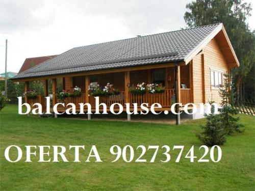 Fotos de casas de madera galicia casas de madera prefa - Casas en galicia ...