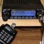 se vende emisora bibanda alinco dr635