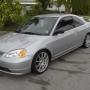 2002 Honda Coupe LX Cívico Para Vender Urgente.