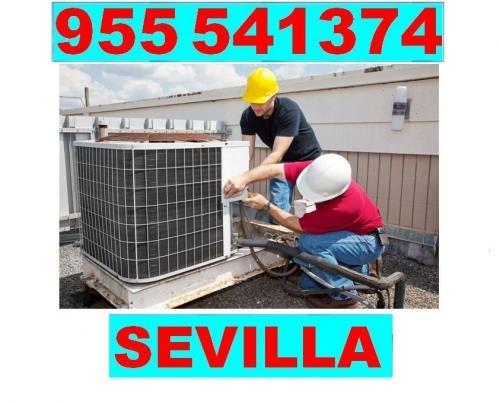 955 541374 recarga de gas aire acondicionado sevilla mismo dia!! reparaciones economico